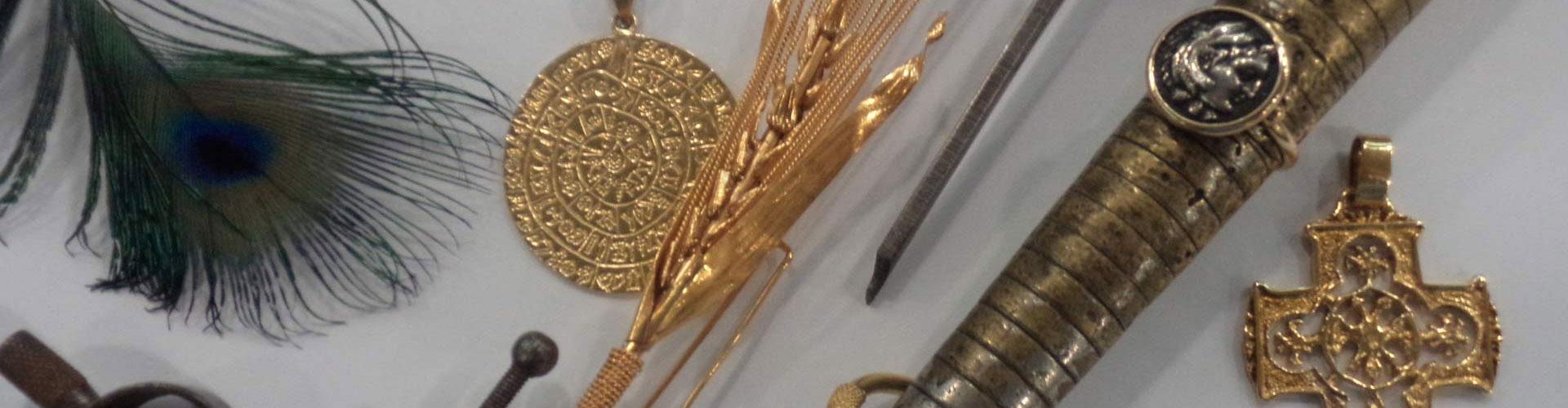 Συλλογή από κοσμήματα